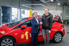 Frumsýning Opel Astra 2016