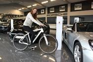 Þóra María vann Porsche hjólið