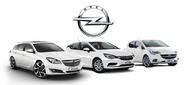 Opel Insigna, Astra og Corsa
