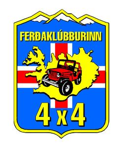 ferdaklubburinn_4x4_logo