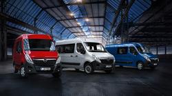 """Opel Movano hlýtur titilinn """"Green Van 2015"""""""