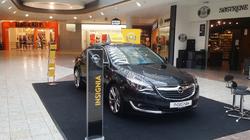 Opel-veisla í Smáralind