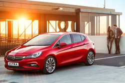 Ný Opel Astra