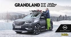 Opel Grandland X Aktiv