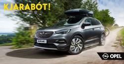 Opel kjarabót