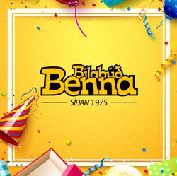 Bílabúð Benna 44 ára