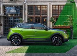Opel Mokka – E hefur vakið mikla athygli og er væntanleg í apríl.