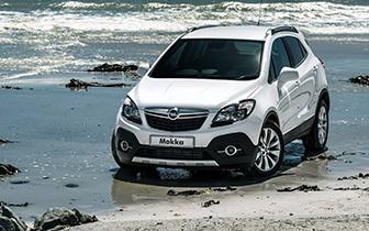 Sumardekk-Opel-Mokka