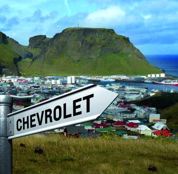Chevrolet-Vestmannaeyjar