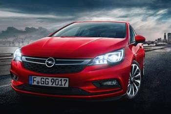 Heimsfrumsýning á Opel Astra