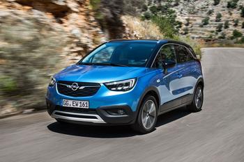 Yfir 100 þúsund Opel Crossland X hafa selst á Evrópumarkaði<br> það sem af er ári.
