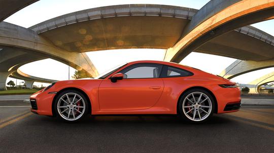 Porsche 911 S-15