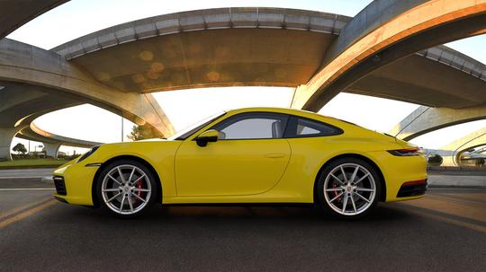 Porsche 911 S-4