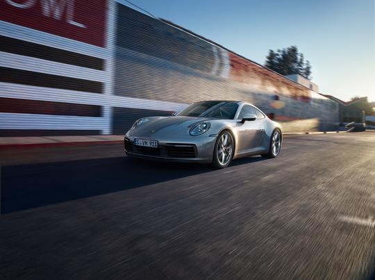 Porsche 911 S-35