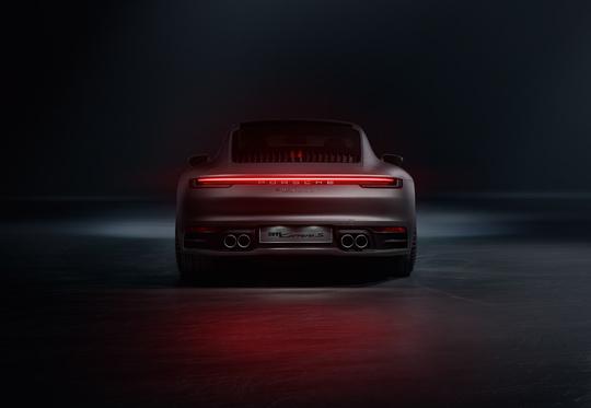 Porsche 911 S-10