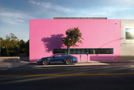 Porsche 911 4S-19