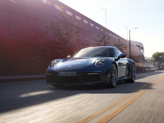 Porsche 911 4S-16