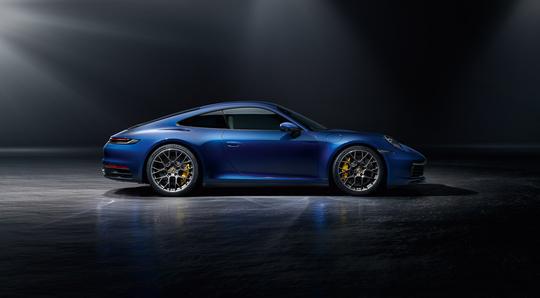 Porsche 911 4S-5
