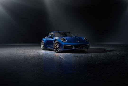 Porsche 911 4S-4