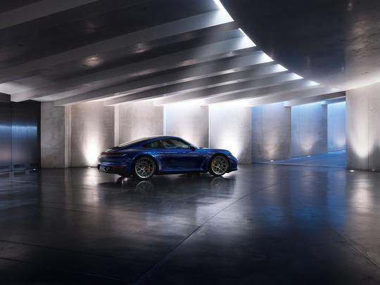 Porsche 911 4S-3